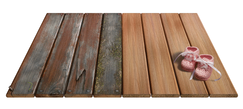 Is Composite Decking really more expensive than Timber?